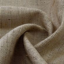 Natural - Thick Hessian